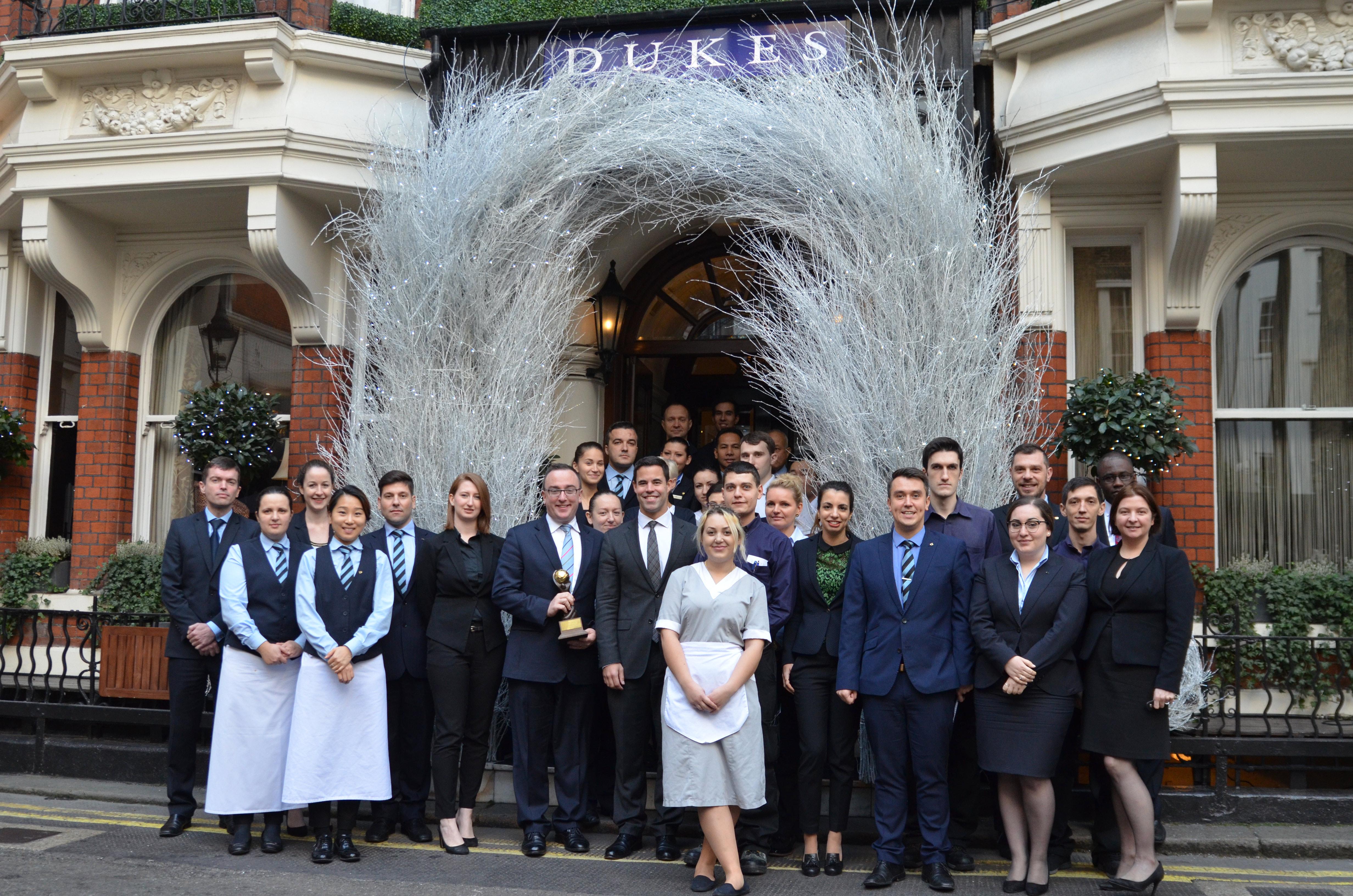 boutique hotels mayfair london england dukes london hotel 2018 world 39 s best hotels